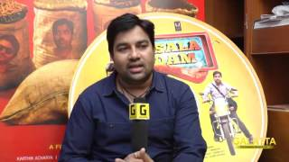 Exclusive interview with Masala Padam hero Mirchi Siva
