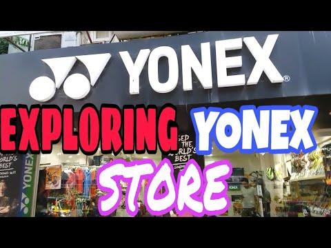 EXPLORING YONEX STORE