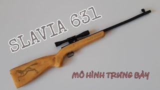 SÚNG SLAVIA 631 MÔ HÌNH | SLAVIA GUN 631 MODEL