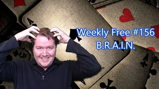 B.R.A.I.N. - Weekly Free #156 - Let's Play Bridge