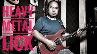 Heavy Metal lick| David Kakaap