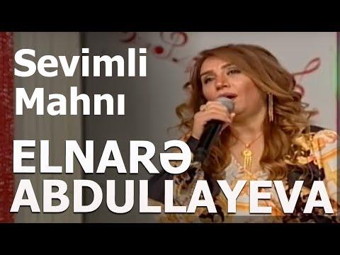 Elnarə Abdullayeva Super İfa Sevimli Mahnı Verlişində (20.12.2018)