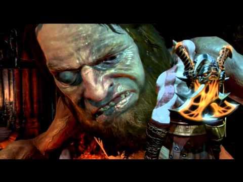 God of war 3 remastered  Kratos vs Hephaestus Boss Battle Ps4 1080p