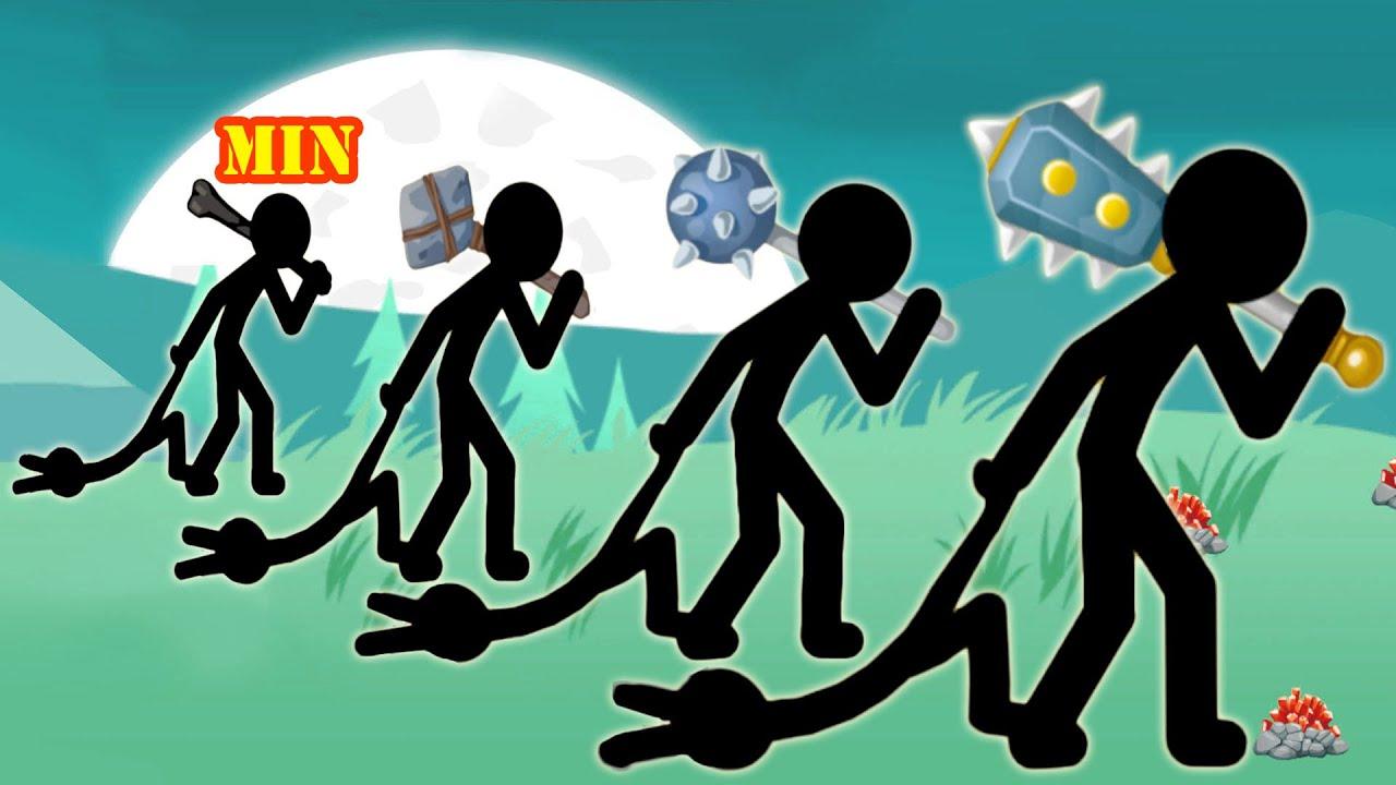 Stick War - Stickman Battle Legacy 2020 Part 9 - Gameplay Walkthrough (Android, iOS)