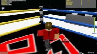ROBLOX fighting on RWE 1/3