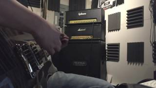 Slash's Back from Cali cover with Splawn Quickrod 100 amp