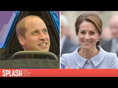 The Royal Report! Kate Goes to the Netherlands, William Takes a Ride | Splash News TV