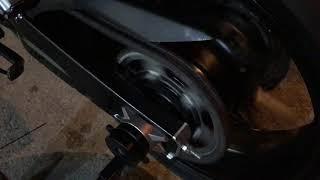 Yamaha Mt 07 Abs Motor Ve Zincir Temizliği SONRASI
