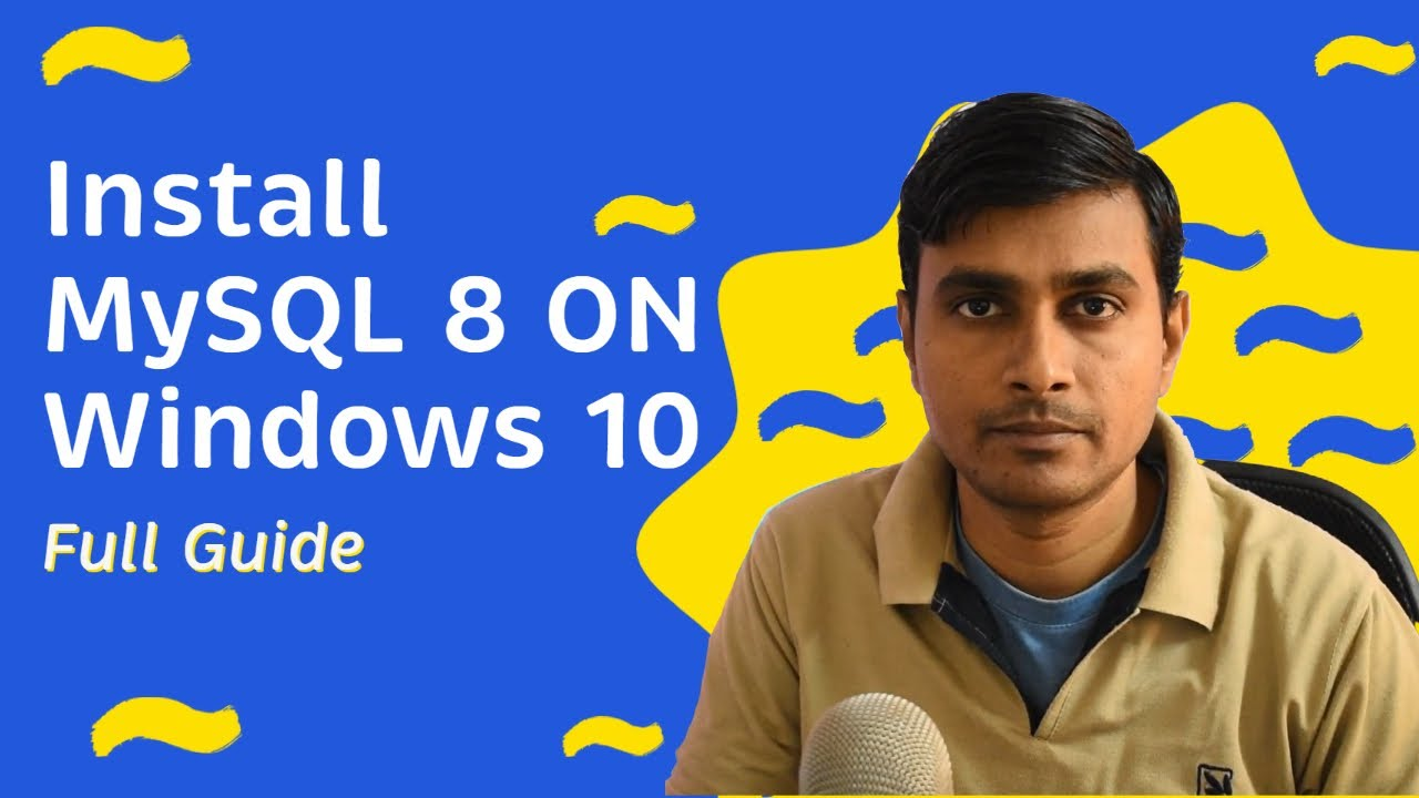 Download & Install MySQL 8 0 11 on Windows 10 Operating System