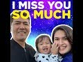 I miss you so much | KAMI | Pauleen Luna misses her husband so much as they haven't spent