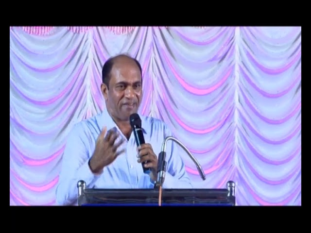 Br.Ani George - Jesus Voice 03.04.2019 (POWER VISION DAY)