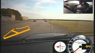Aston Martin DB9 Experience Drive