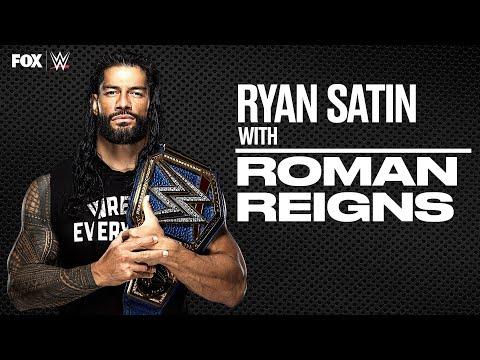 Roman Reigns on decision to turn heel, The Rock, WrestleMania, more | RYAN SATIN 1-ON-1 | WWE ON FOX