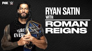 Roman Reigns on decision to turn heel, The Rock, WrestleMania, more | RYAN SATIN 1-ON-1 | WWE ON FOX