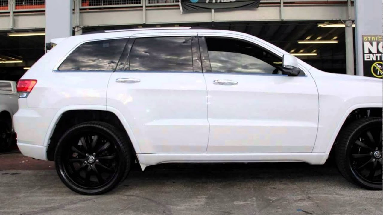 c3058cdc737 Jeep Grand Cherokee Wheels