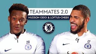 Which Chelsea player has the WORST fashion-sense  Teammates 20  Hudson Odoi amp Loftus-Cheek