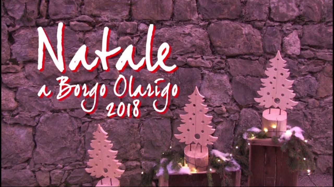 Natale a Borgo Olarigo 2018