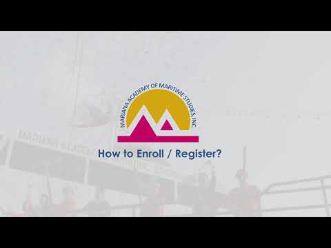 How to enroll online at Mariana Academy?