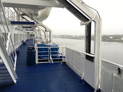 DFDS Mini Cruise Newcastle To Amsterdam