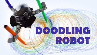 Doodling Robot  Kritzelroboter  Robot Artista  Garabateador  Робот Художник