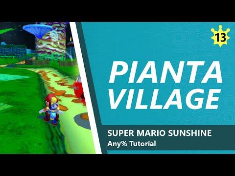 Pianta Village - SMS Any% Tutorial 13