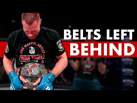 10 Bizarre Reasons MMA/UFC Champions Lost Their Belt