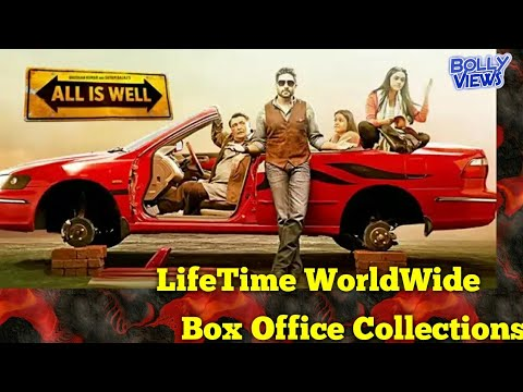 ALL IS WELL 2015 Bollywood Movie LifeTime WorldWide Box Office Collections Verdict Hit Or Flop