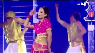 Arabs Got Talent: وداد سيري  (Belly Dance) | Season 2 - Episode 9
