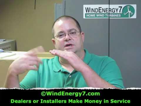 Wind Turbine Dealer 1 of 3, Residential Wind Turbine Dealers