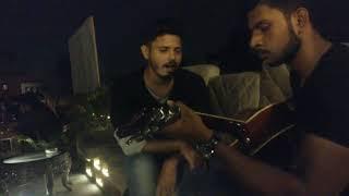 Just jamming Movement studios 7teas Live Muzzamil Siddiqui