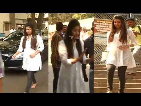 Telugu Tamil Actress Nayanthara exclusive video from Tirumala