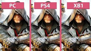Assassin s Creed Syndicate PC vs. PS4 vs. Xbox One Graphics Comparison FullHD 60fps