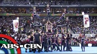 UP Pep Squad gets party started in UAAP cheer dance