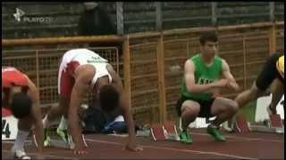 Under 18 110m Hurdles - World School Championships 2013