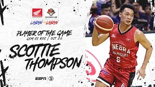 Best Player: Scottie Thompson | PBA Governors' Cup 2019