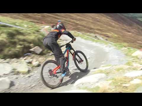 TRACKSIDE: British National Downhill Series Fort William