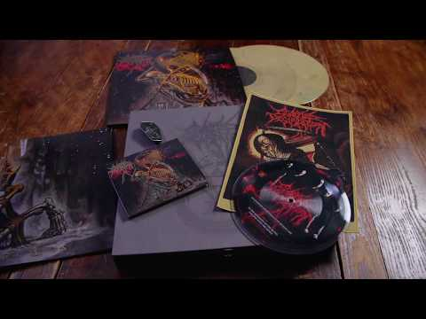 """Cattle Decapitation """"Death Atlas"""" (deluxe wooden box - unboxing)"""