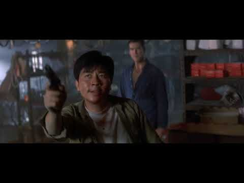 Tomorrow Never Dies - Bond & Lin | Fight Scene (HD)