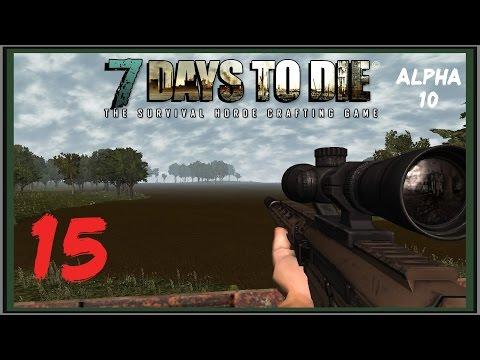 7 Days To Die [Alpha 10] #15 Неожиданная Находка