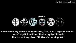 Hollywood Undead - The Loss [Lyrics Video]