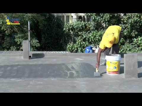 Best waterproofing system for roof & terraces new video