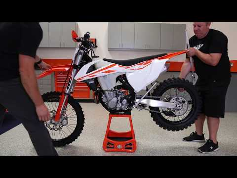 KTM Shock Sag Adjustment and Setup - Cycle News