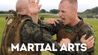 Marine Martial Arts Training - Marine Martial Arts Instructor Course