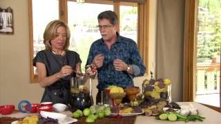 Rick Bayless Makes Quick & Easy Tomatillo Salsa