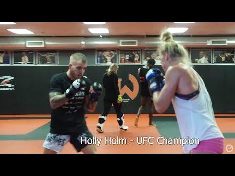 TOMÁŠ DEÁK: Cesta na Oktagon 10 - Přestřelka s Holly Holm a Ray Borgem