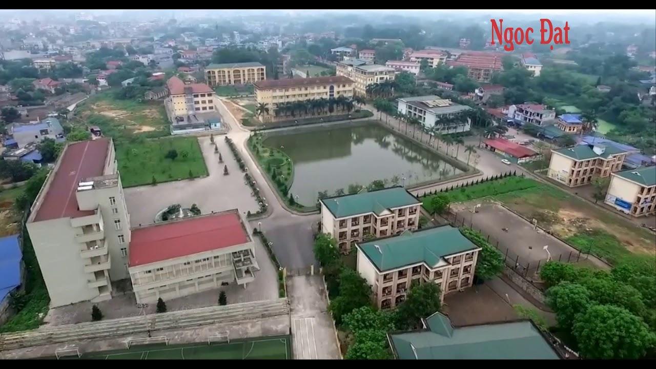 ICTU – Trường Đại Học Công Nghệ Thông Tin – Truyền Thông, Thái Nguyên – Fly Cam