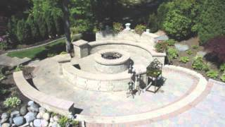 Outdoor Fireplace/ Outdoor Firepit American Paving Design Of Hilton Head