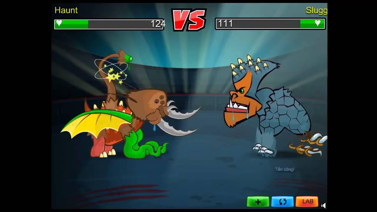 Game Đấu trường quái thú [MUTANT FIGHTING CUP] Game 24h
