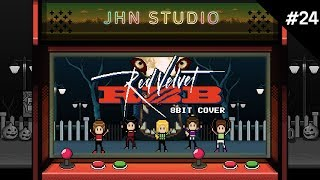 레드벨벳(Red Velvet) - RBB 8Bit Cover (Really Bad Boy 8비트 커버) / JHN STUDIO(정스)