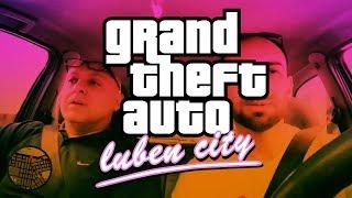 GTA Luben City: Κωστής Ραπτόπουλος | Luben TV